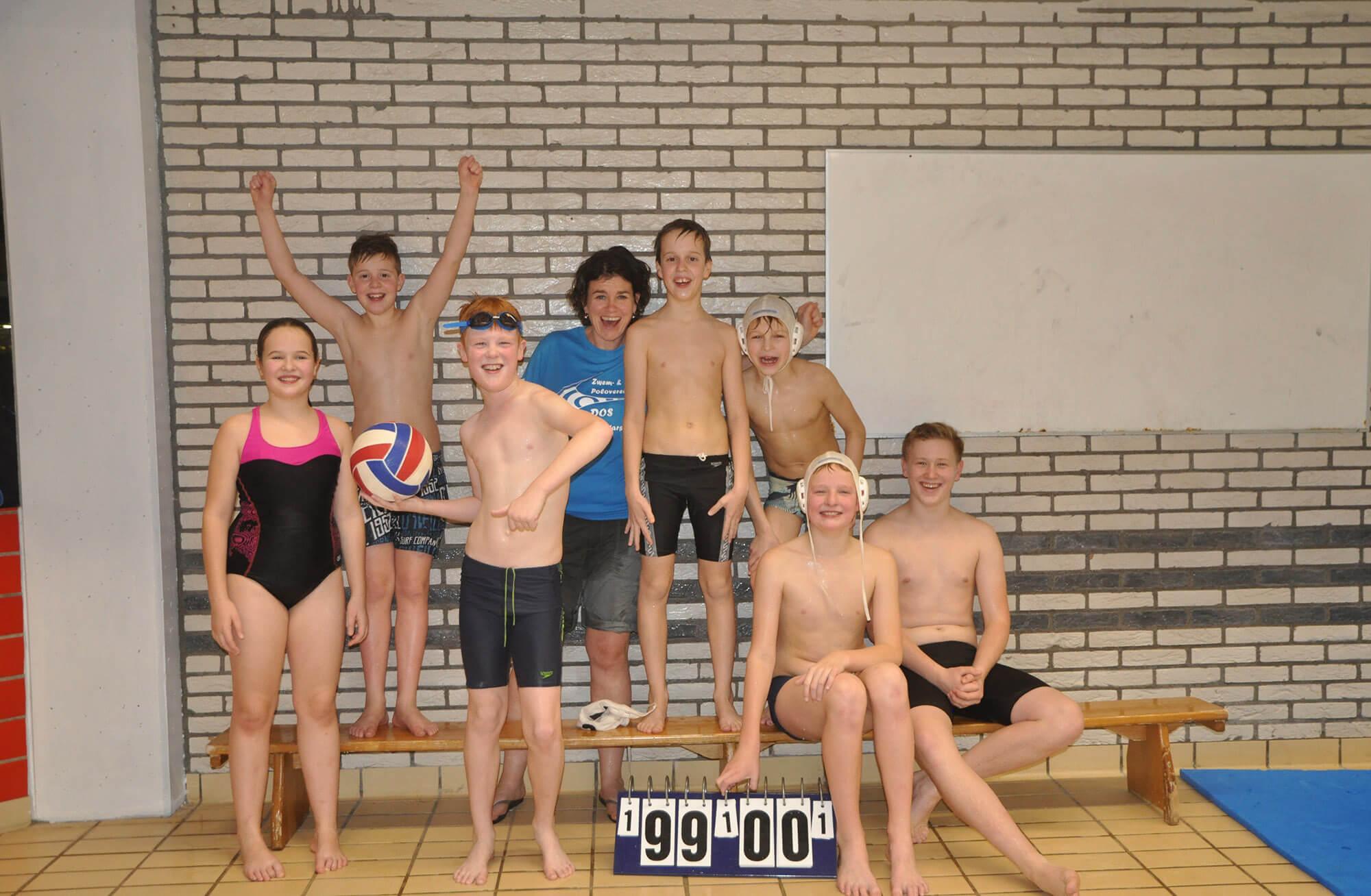 Minipolo toernooi in Varsseveld