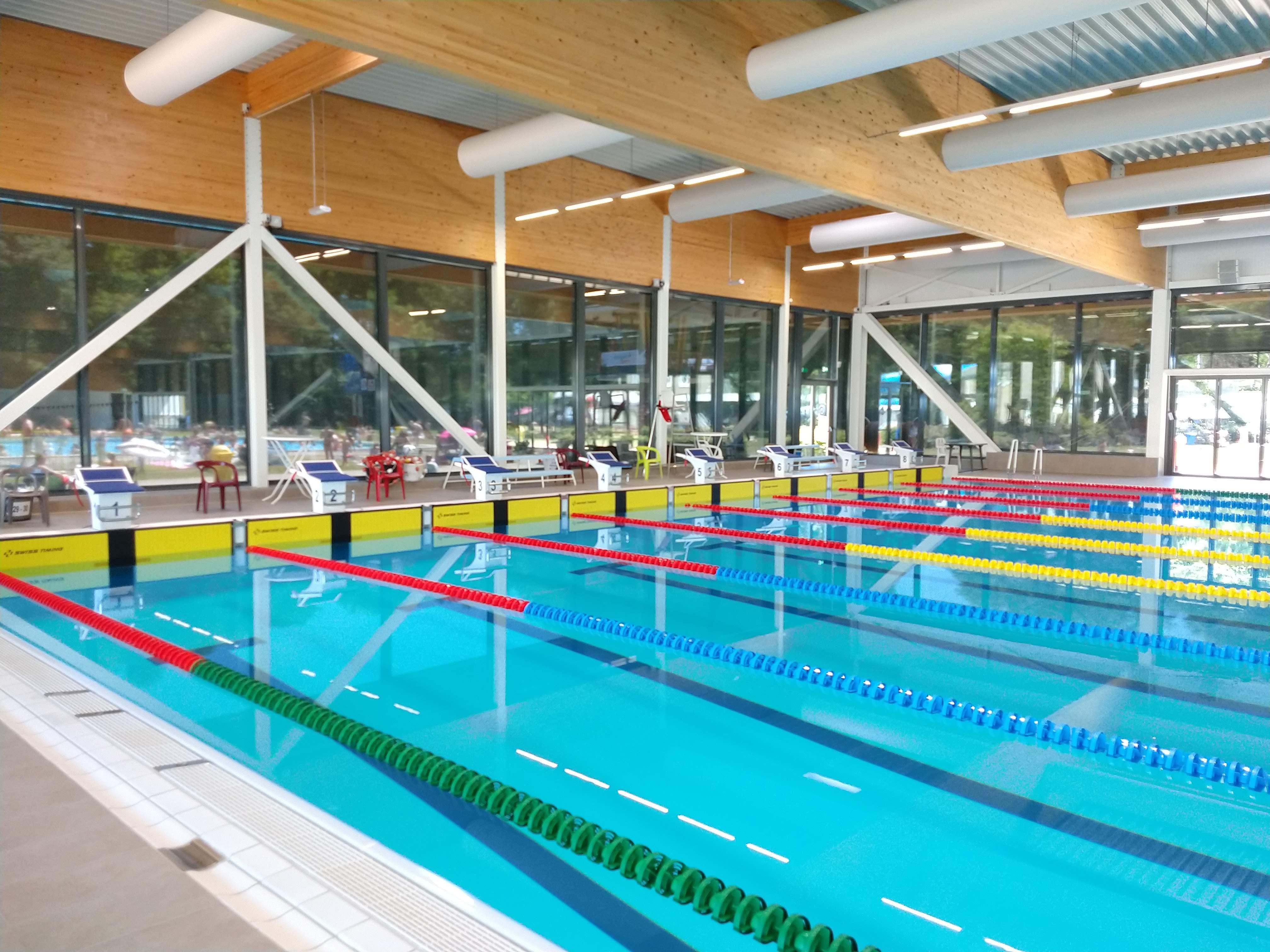 29 juni Sprintwedstrijd in 50 mtr zwembad in Hengelo (O)